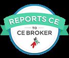 CE Broker logo